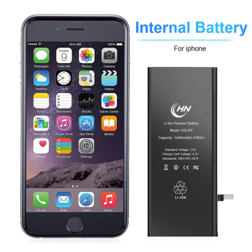 Cell Phone Batteries iPhone 5 Battery Replacement
