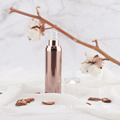 OEM/ODM high grade brown acrylic cosmetic Bottle/jars with good price wholesale