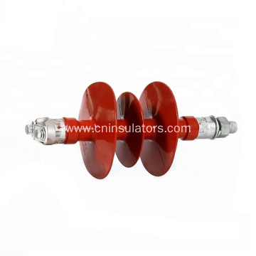 10kV Composite Pin Type Insulator (FPQ-10/4T20)