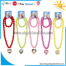 Disney Necklace And Bracelet