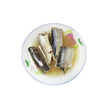 BRC Certified Mackerel Canned Fish In Soybean Oil