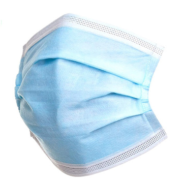 Disposable Particulate Medical Respirator Face Mask