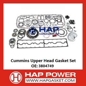 Cummins Upper Head Gasket Set 3804749