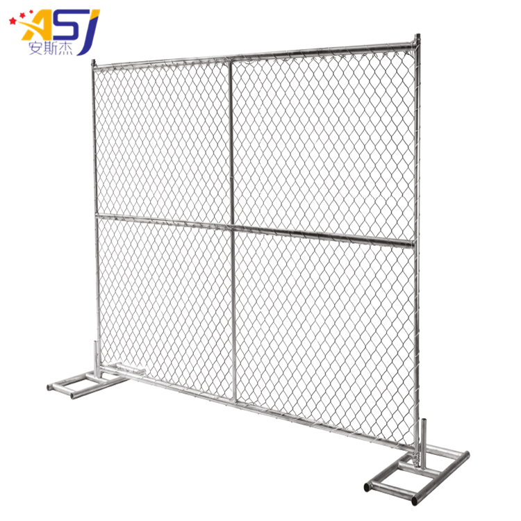 removable chain link fencing wire mesh for garden