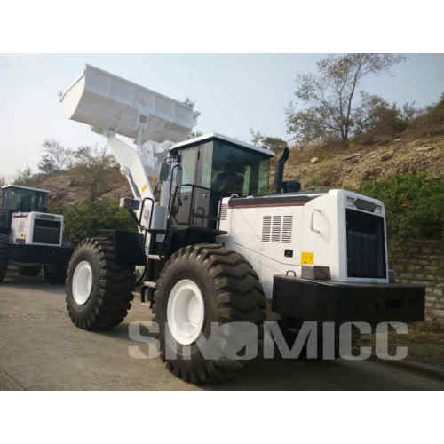 5 Tons SAM856 Wheel Loader