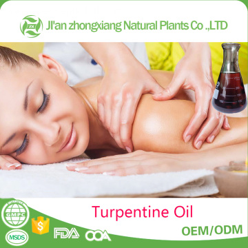 Wholesale 100% pure natural turpentine oil OEM