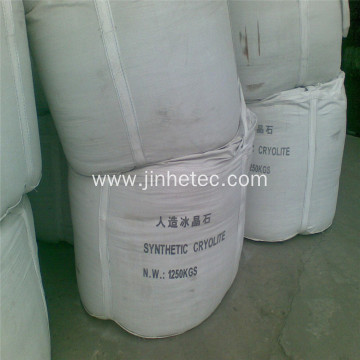 Synthetic Cryolite Used  For Stainless Steel