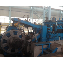 Making tube mill machine for carbon steel