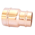 Solder Ring Copper Reducer Coupling