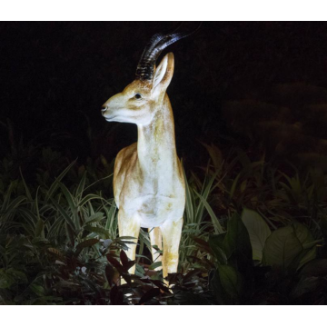 Simulated Luminous Male Antelope A Lights