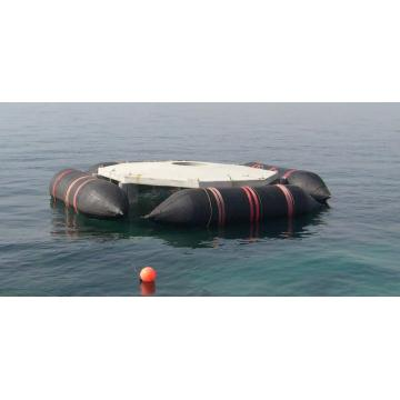 Underwater Sunken Ship Salvage Air Lifting Bags