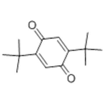 2,5-Cyclohexadiene-1,4-dione,2,5-bis(1,1-dimethylethyl)- CAS 2460-77-7