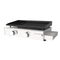 Two Burner Gas Griddle