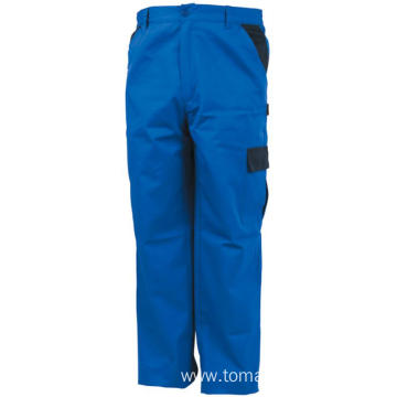 Royalblue with black Pants