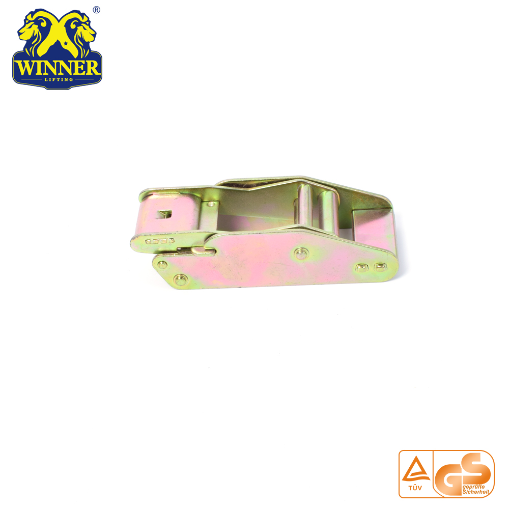 Hot Sale Webbing Buckle 2 Inch Overcenter Buckle With 3000KG