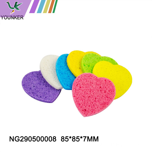 Cleansing sponge face deep cleaning