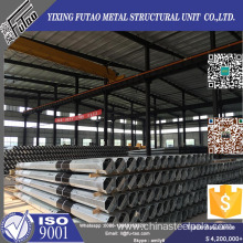 high voltage power transmission steel electric pole