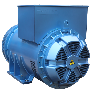 Three Phase Industrial Low Voltage Generator
