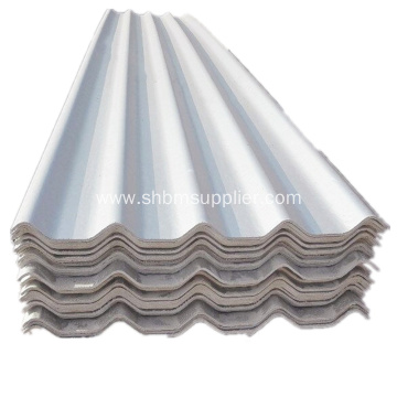 Anti-Corrosion No-asbestos MgO Roof Sheets Price