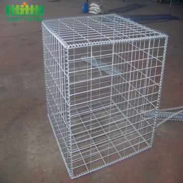 2x2 Welded Mesh Galvanized Wire Mesh Gabion