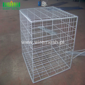 Heavily Galvanized Welded Gabion Box Wire Mesh