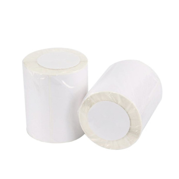 4x6 adhesive direct thermal shipping label paper roll
