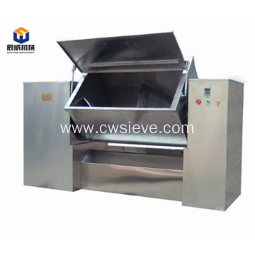 Horizontal  industrial mixer plastic blender machine