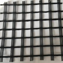 Asphalt Coated Construction Fiberglass Geogrid