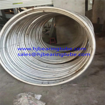 Stainless steel coiled tubing TP304/TP316 capillary tubes