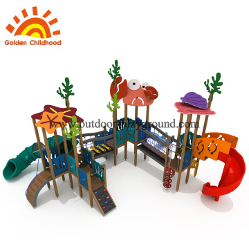 Playground set for backyard on sale