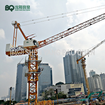 Luffing Tower Crane 14 Ton