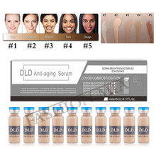 bb cream glow starter kit skin care meso whitening glow serum meso foundation Natural Nude BB cream for face brighten Anti-aging