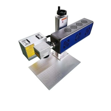 Controllable CO2 Laser Marking Machine