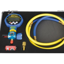 Digital single gauge set