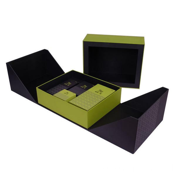 Foil Stamping Cosmetic Paper Packaging Boxes For Promotion