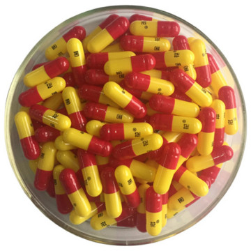 empty hpmc capsules blue-red capsule FDA