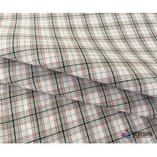 Colorful 100% Cotton Check Design Shirting Fabric
