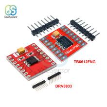 Dual Motor Driver 1A TB6612FNG 1.5A DRV8833 Microcontroller Better than L298N