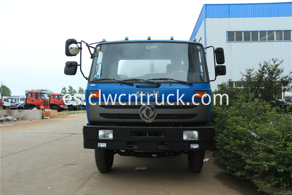 sewage suction truck 1