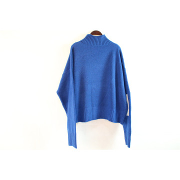 OEM Loose Warm Bat Sleeve Sweater