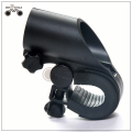 gun-shaped bicycle lamp holder mountain bike lamp clip for sale