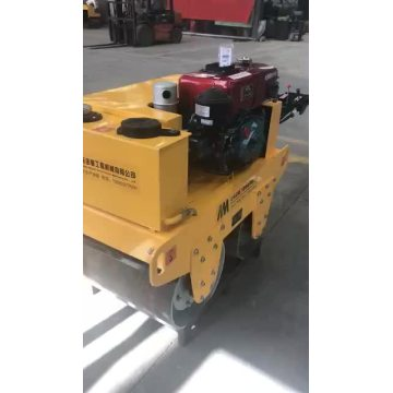 Double Drum Roller Compactor for sale with ce