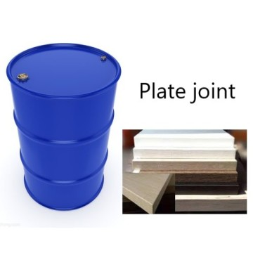 hot melting adhesive for plate joint