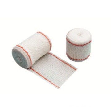 Color medical size cotton gauze bandage