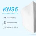 5-layer anti-fog flying dust KN95 protective face mask