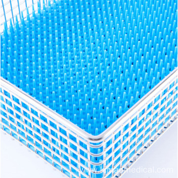 Blue Medical silicone pad 480*700MM