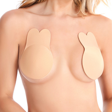 Sexy Women Rabbit Nipple Cover nude