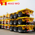 Hot Sale 40ft Skeleton Container 3 Axle Trailers