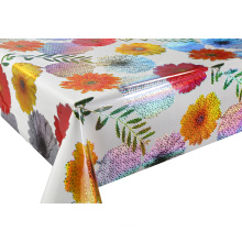 3D Laser Coating Tablecloth Bed and Beyond