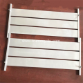 Extrusion aluminum water cooled plate for heat sink
